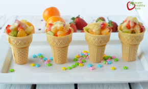 Fruit Salad With Citrus Dressing Recipe | Healthy Ideas ..