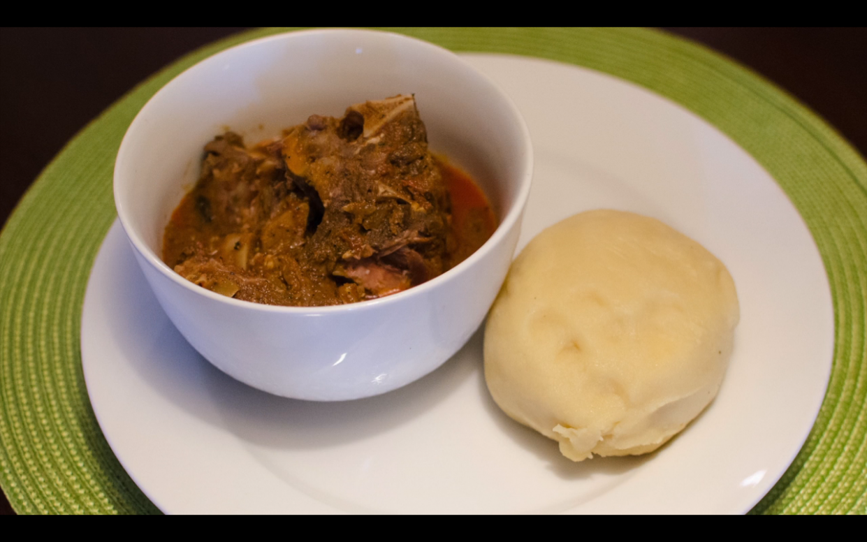 Fufu (American-style) - recipes african food