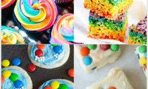Fun & Delicious Rainbow Party Food Ideas – Must Have Mom – Recipes Party Food