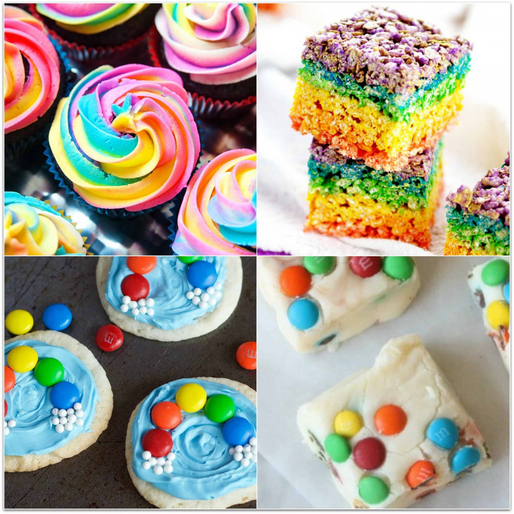 Fun & Delicious Rainbow Party Food Ideas - Must Have Mom - Recipes Party Food