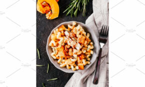 Fusilli Pasta With Pumpkin, Rosemary And Brie – Fusilli Pasta Recipes Vegetarian