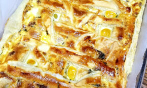 Fuzz Food: Bacon & Egg Pie: A New Zealand Recipe – New Zealand Food Recipes