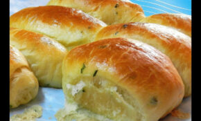 GARLIC DINNER ROLLS – SOFT FLUFFY DELICIOUS ! Garlic Bread Rolls Recipe – Recipes Using Dinner Rolls