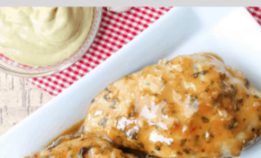 Garlic Maple Dijon Chicken - Gluten Free - The Honour System
