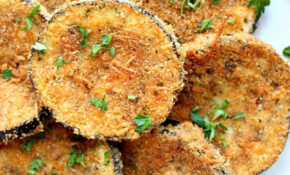 Garlic Parmesan Baked Eggplant | Recipe | Recipes Side ..