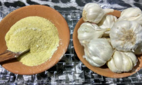 Garlic powder sundried homemade quick and easy recipe ...