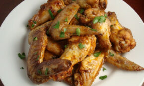 Garlic Sizzled Chicken WIngs – Recipes Garlic Chicken