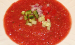 Gazpacho – Recipes For Healthy Soup