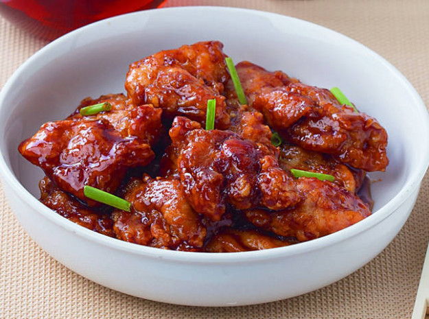 General Tso's Chicken - chicken recipes yummy o yummy