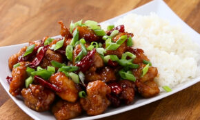 General Tso's Chicken Recipe By Tasty – Chicken Recipes Yummy O Yummy