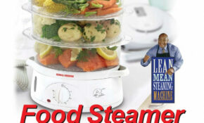 George Foreman Healthy Eating Steaming Recipes Pages 13 – 1313 ..
