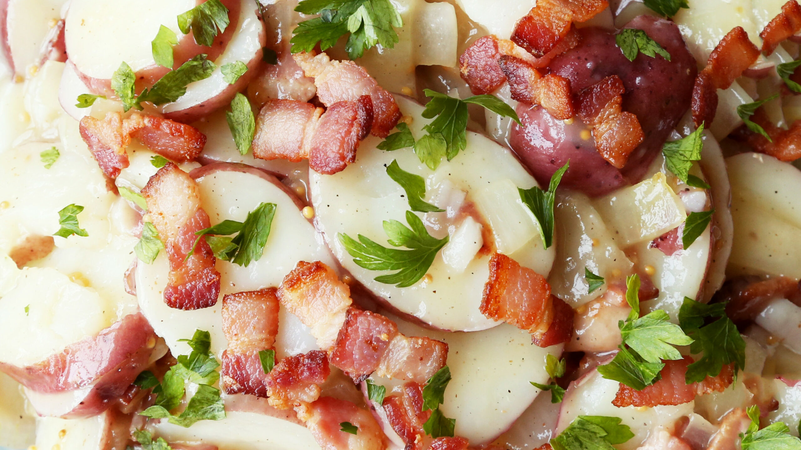 German Potato Salad Recipe - Food