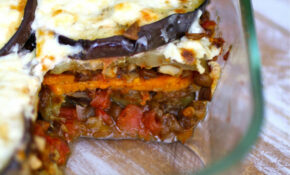 GF Friday: Gluten Free Moussaka Loaded With Greek Inspired ..