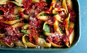 Giant Shells Filled With Spinach And Ricotta Recipe – NYT ..