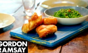Ginger Beer Battered Fish With Chilli Minted Mushy Peas | Gordon Ramsay – Food Recipes Using Ginger Beer