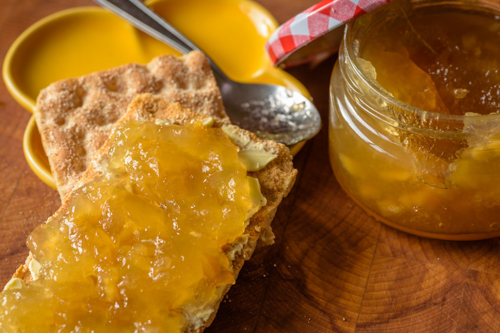Ginger Marmalade - clean food recipes