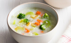 Ginger Vegetable Congee Recipe – Todd Porter And Diane Cu ..