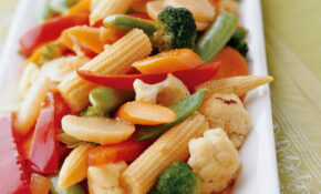 Ginger Vegetable Stir Fry Recipe – EatingWell – Ginger Recipes Vegetarian