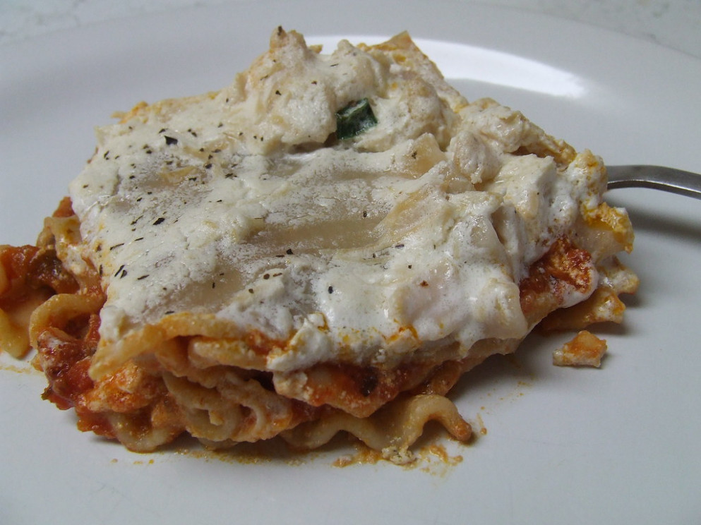gluten and dairy free alfredo lasagna - dinner recipes dairy and gluten free