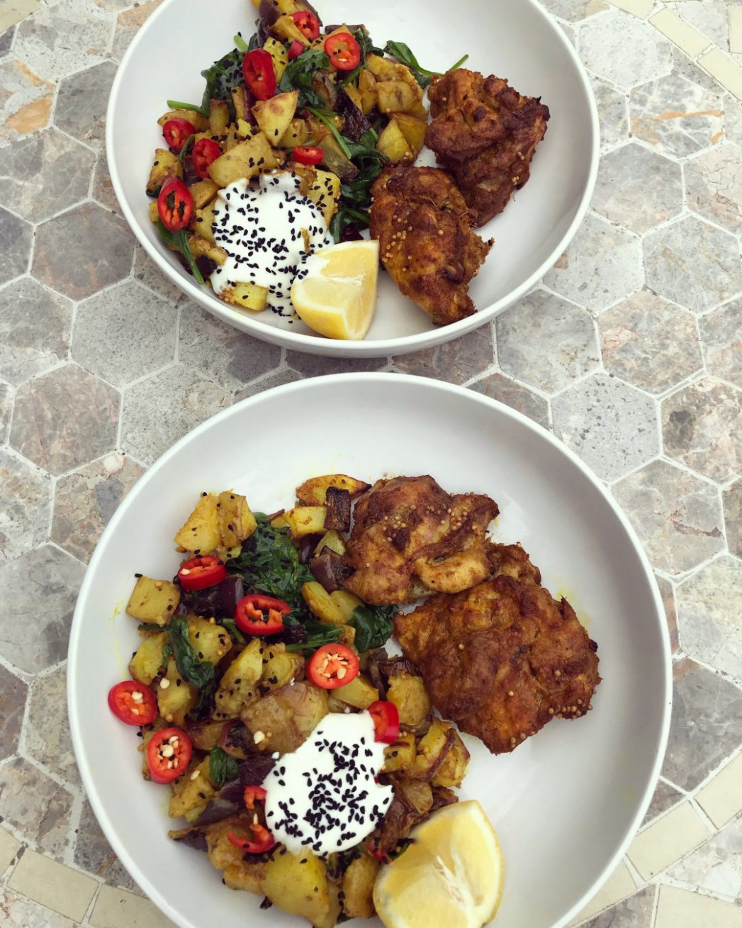 Gluten And Dairy Free Meals With Gousto - Gousto Recipes Chicken