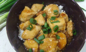 Gluten & Dairy Free Sesame Chicken – Dinner Recipes Dairy And Gluten Free