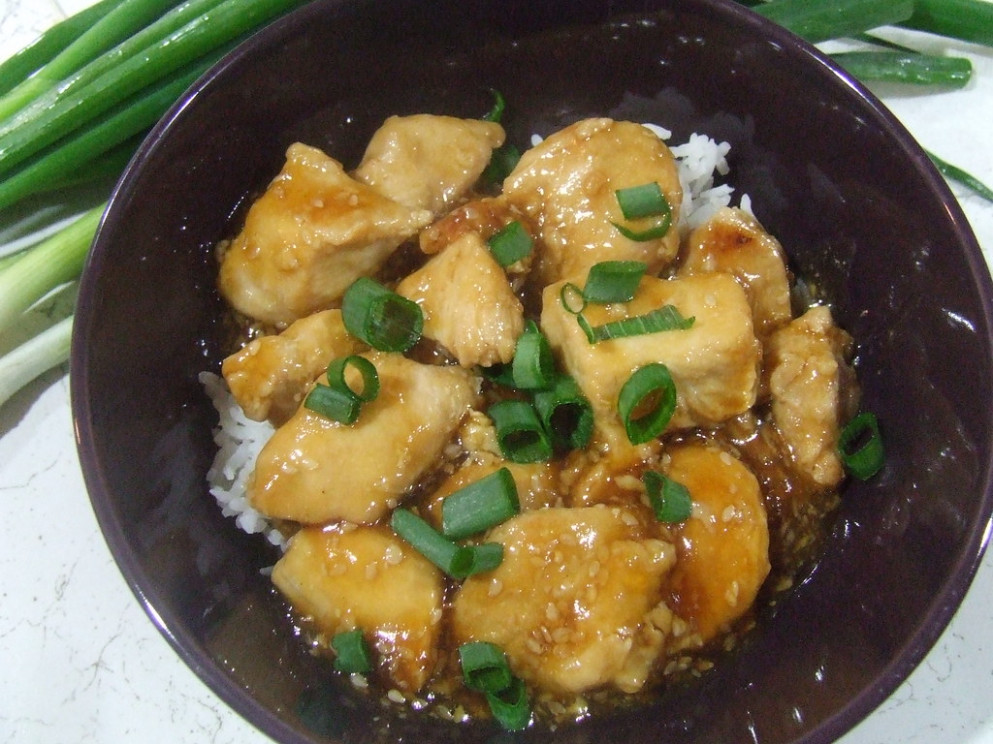 Gluten & Dairy Free Sesame Chicken - dinner recipes dairy and gluten free