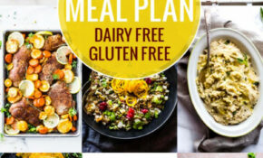 Gluten Free Dairy Free Holiday Meal Plan | Cotter Crunch – Dairy Free Recipes Dinner