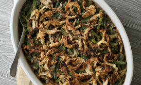 Gluten Free Green Bean Casserole Recipe – EatingWell – Recipes Green Bean Casserole Healthy