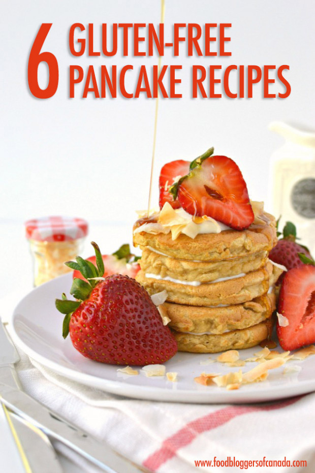 Gluten-Free Pancakes: 6 Recipes To Try | Food Bloggers of ..