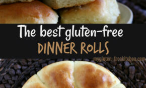 Gluten Free Pull Apart Dinner Rolls – Best Gluten Free Recipes Dinner