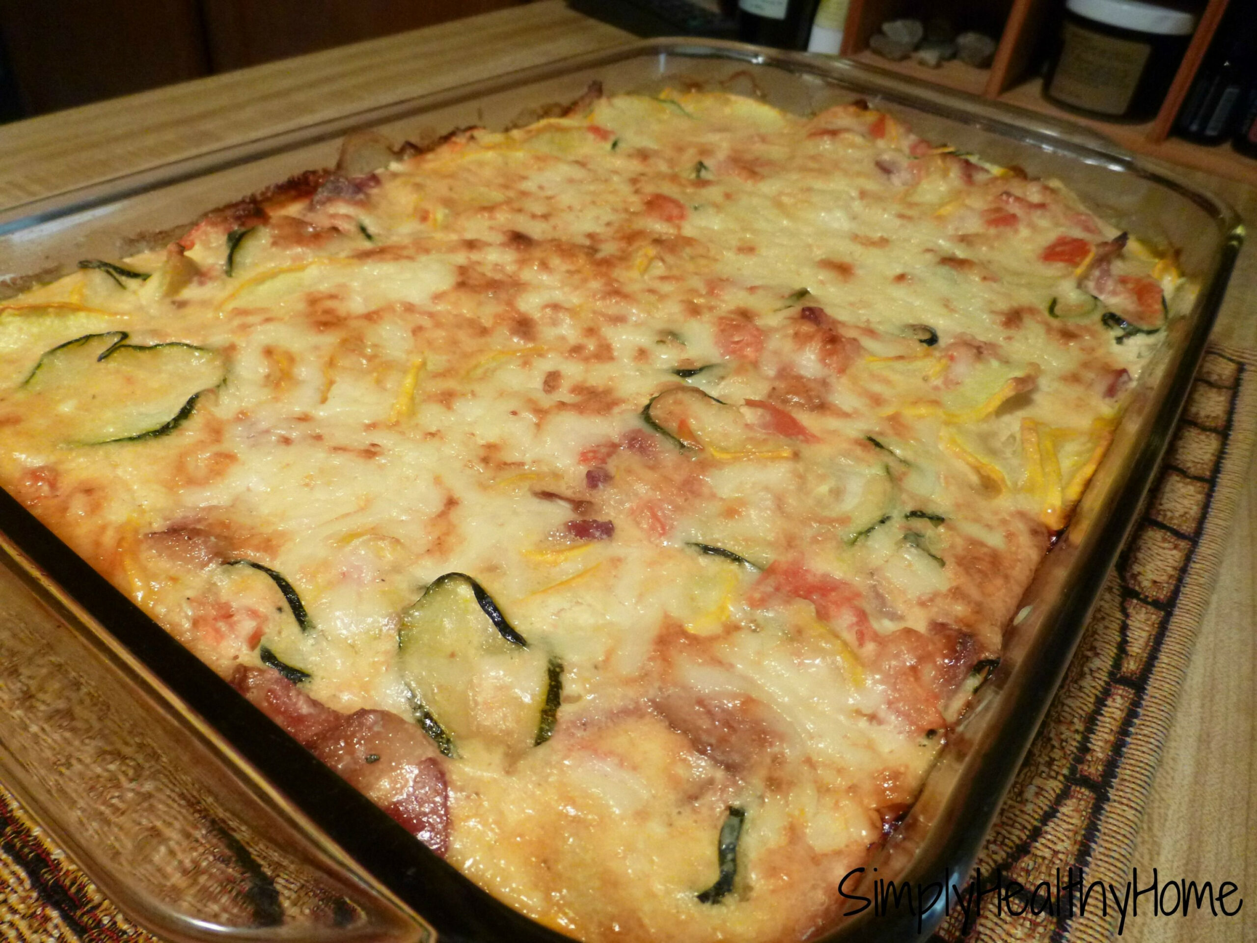 Gluten Free Summer Squash Casserole - Simply Healthy Home ..