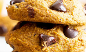 Gluten Free Vegan Pumpkin Chocolate Chip Cookies (Healthy, Dairy Free) – Food Recipes Cookies