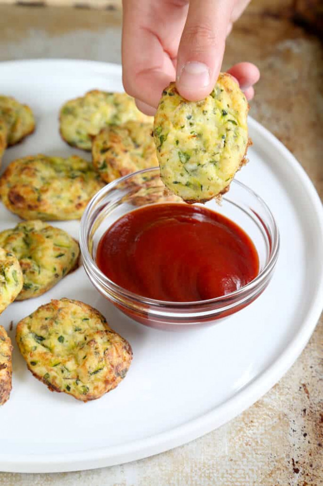 Gluten Free Zucchini Tots ⋆ Great gluten free recipes for ..
