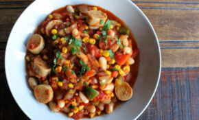 Gluten & Meat Free Sausage & Bean Casserole – Quorn Recipes Chicken Pieces
