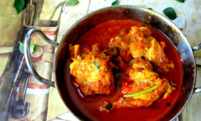 Goa Red Chicken Curry | Celebrity Chef Recipes – Sirisfood – Chicken Recipes Goan