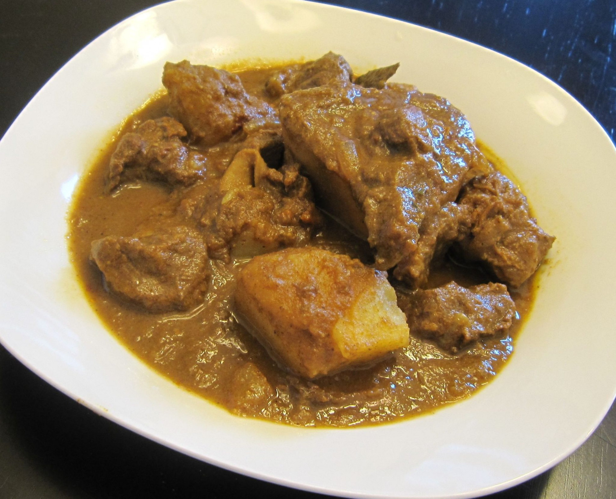 GOAN BEEF XACUTI - Chicken Xacuti Recipe