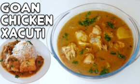 Goan Chicken Xacuti | Easy | Fatima's Cuisine In 15 ..
