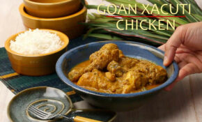 Goan Chicken Xacuti Recipe: How to make Chicken Xacuti ...