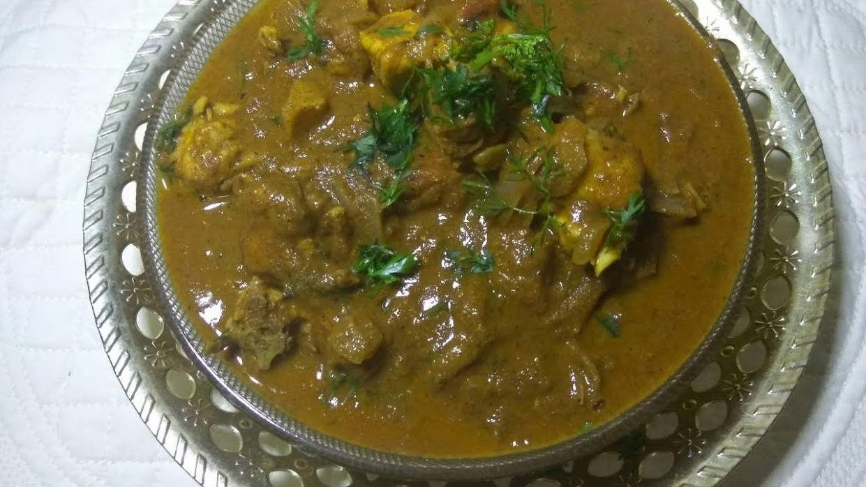 Goan Chicken Xacuti - Reviews Chicken - chicken xacuti recipe