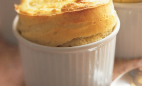 Goat Cheese Souffles – Recipes To Make For Dinner