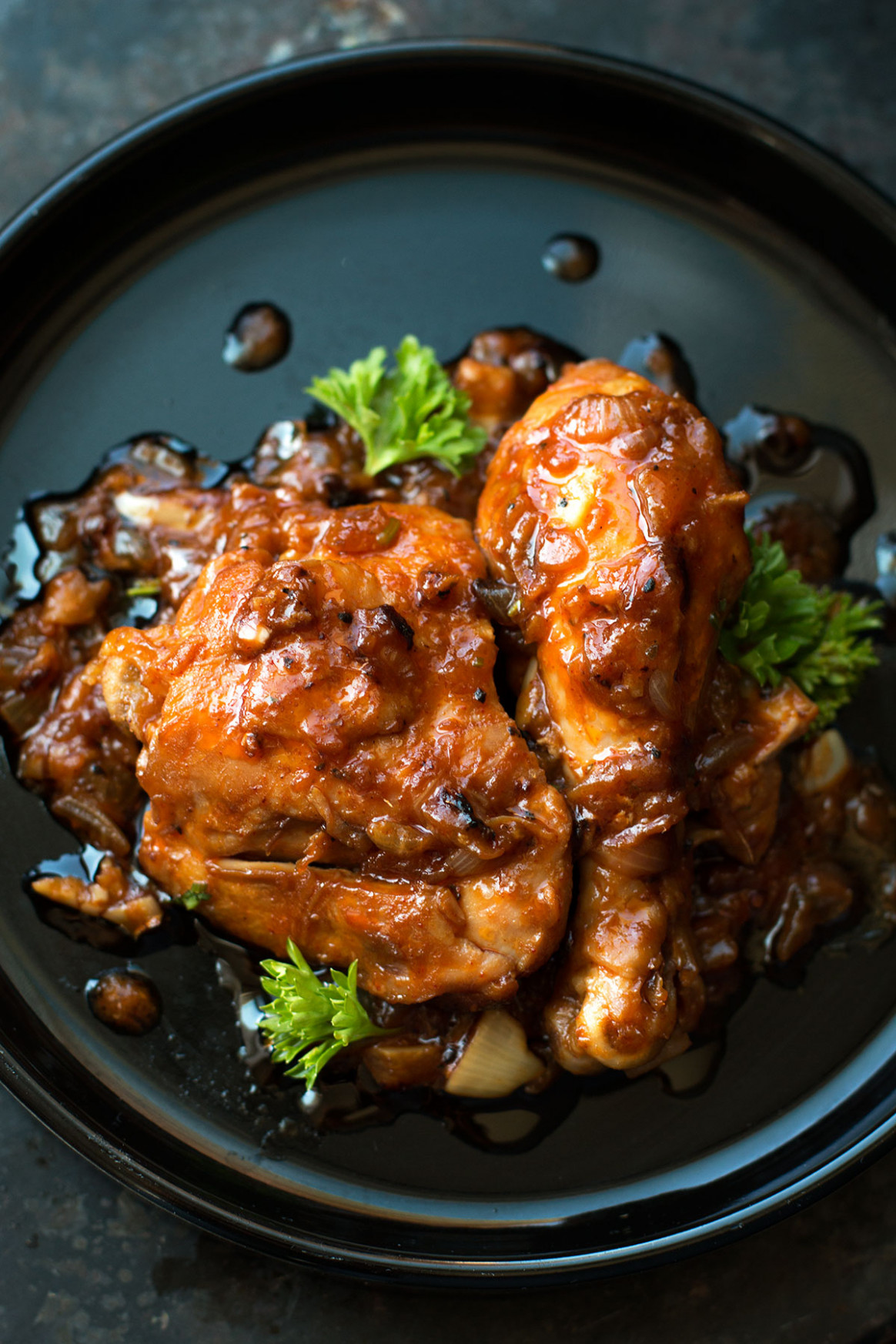 Gochujang Sweet Spicy Korean Chicken - gochujang recipes chicken