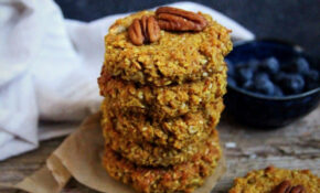 Golden Ginger & Turmeric Cookies (vegan And Gluten Free ..