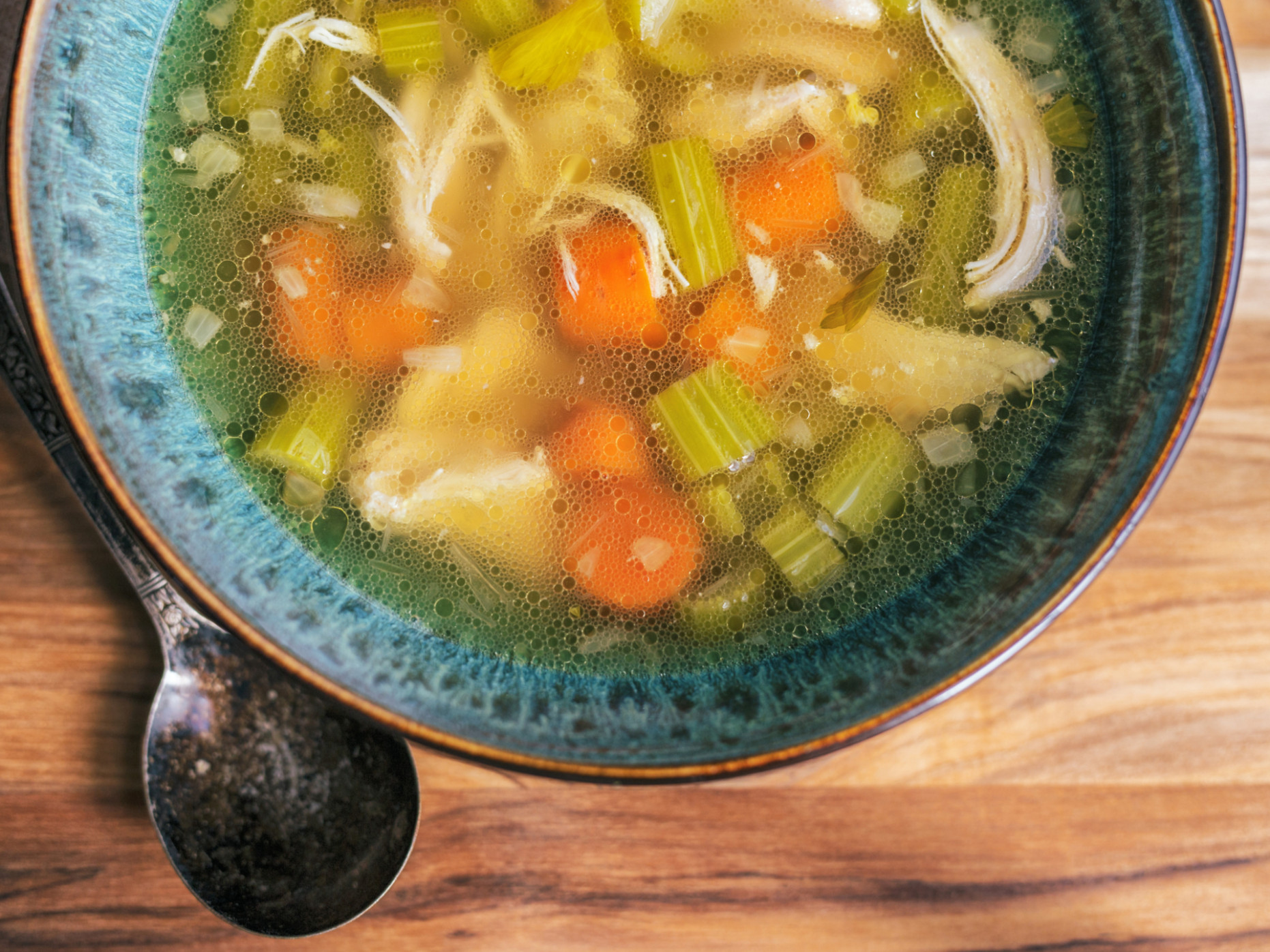 Good Old-Fashioned Chicken Soup | Recipes | Kosher