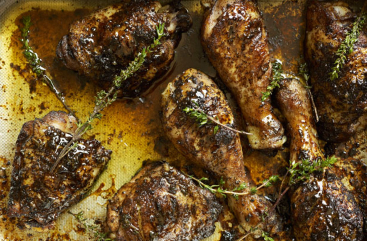 Gordon Ramsay's jerk chicken - gordon ramsay recipes chicken