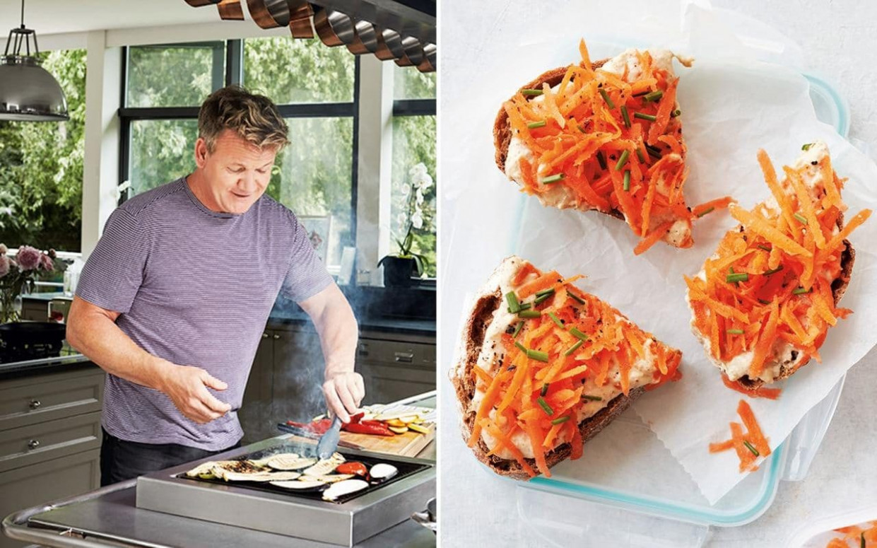 Gordon Ramsay's Ultimate Fit Food: Recipes For A Lean Look - Food Recipes Gordon Ramsay