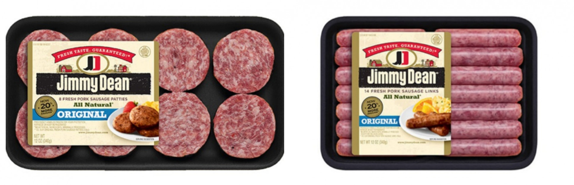 Grab A Great Deal On Jimmy Dean® Premium All Natural Pork ..