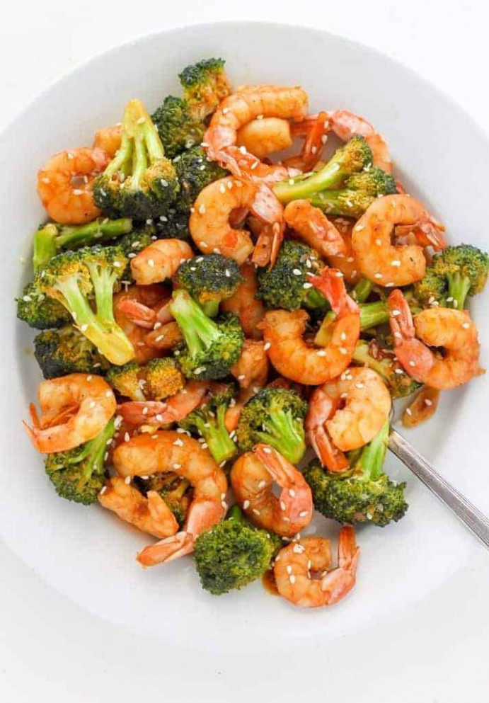Greatest Quick and Healthy Meal Recipes Ever! - quick easy shrimp recipes dinner