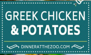 Greek Chicken And Potatoes – Dinner At The Zoo – Dinner At The Zoo Chicken Recipes