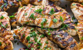 Greek Grilled Chicken – Greek Recipes Chicken