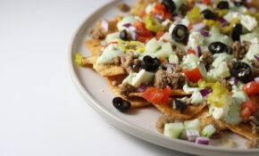 Greek Nachos – Food Recipes Greek